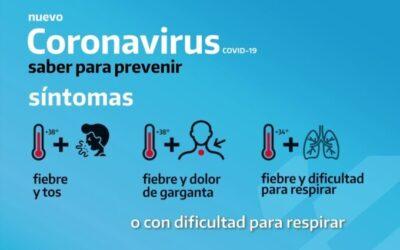Covid 19 ¿Cuáles son los síntomas del coronavirus?